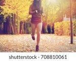 fitness  sport  people  wear... | Shutterstock . vector #708810061