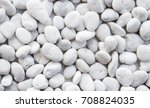 White Pebbles Stone Texture An...