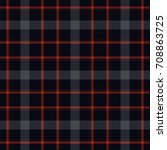 seamless plaid pattern | Shutterstock . vector #708863725