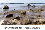 At The Waters Edge Of Lac Des...