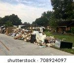 texan homeowners start... | Shutterstock . vector #708924097