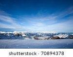View From Kitzsteinhorn Peak...