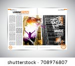 brochure layout | Shutterstock .eps vector #708976807