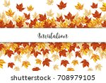 an illustration with bright... | Shutterstock .eps vector #708979105