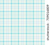seamless plaid pattern | Shutterstock . vector #709016809