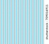 seamless dots   stripes pattern | Shutterstock . vector #709016911