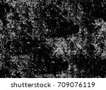 vintage black and white... | Shutterstock . vector #709076119