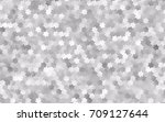 light silver  gray vector...   Shutterstock .eps vector #709127644