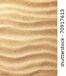 close up view beach sand... | Shutterstock . vector #70917613