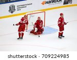 podolsk  russia   september 3 ... | Shutterstock . vector #709224985