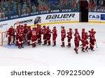 podolsk  russia   september 3 ... | Shutterstock . vector #709225009