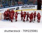podolsk  russia   september 3 ... | Shutterstock . vector #709225081