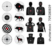 gun shooting targets and aiming ...