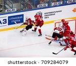 podolsk  russia   september 3 ... | Shutterstock . vector #709284079