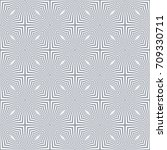 seamless checked pattern. lines ... | Shutterstock .eps vector #709330711