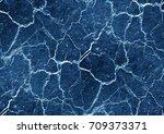 blue background worn denim... | Shutterstock . vector #709373371