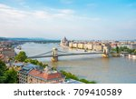 the picturesque landscape of... | Shutterstock . vector #709410589