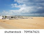 scheveningen  the netherlands   ... | Shutterstock . vector #709567621
