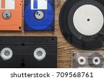 Plate  Videocassette  Compact...