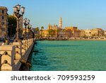 Panoramic View Of Bari Seafron...