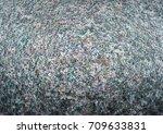 cancer cell as 3d rendering   Shutterstock . vector #709633831