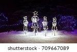 Small photo of Christmas Caroler Lights
