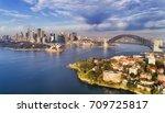 quiet still earlier morning... | Shutterstock . vector #709725817