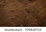Brown Earth. Red Soil. Clay...