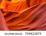 Beautiful Abstract Red Rock...