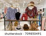 busan  south korea   circa may  ... | Shutterstock . vector #709850491