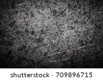 Black Metal Background. The...
