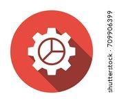 graph setting  | Shutterstock .eps vector #709906399