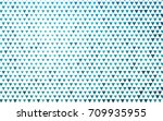 light blue vector of small... | Shutterstock .eps vector #709935955
