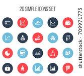 set of 20 editable analytics...