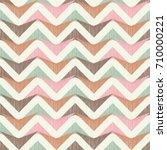 ethnic boho seamless pattern.... | Shutterstock .eps vector #710000221