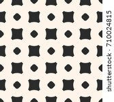 vector seamless pattern  simple ... | Shutterstock .eps vector #710024815