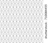 vector abstract modern... | Shutterstock .eps vector #710084455