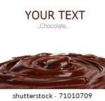 chocolate | Shutterstock . vector #71010709