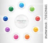infographic design elements for ...   Shutterstock .eps vector #710124661
