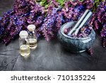 Sage Plant   Essential Oil And...