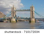 london  uk april 13  2017 ... | Shutterstock . vector #710172034