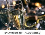 a series celebrating new year's ... | Shutterstock . vector #710198869