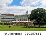 vienna  wien   austria   june... | Shutterstock . vector #710257651