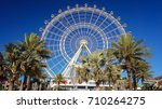 orlando  florida   may 21st ... | Shutterstock . vector #710264275