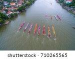 quang binh  vietnam  sep 2 ... | Shutterstock . vector #710265565