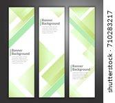 set of vertical abstract...   Shutterstock .eps vector #710283217