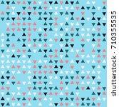 geometric pattern design    Shutterstock .eps vector #710355535