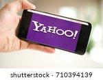 lendelede belgium august 26th... | Shutterstock . vector #710394139
