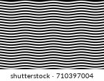 a black and white geometric... | Shutterstock . vector #710397004