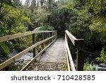 tongariro national park | Shutterstock . vector #710428585